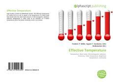 Bookcover of Effective Temperature