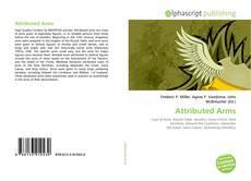 Attributed Arms kitap kapağı