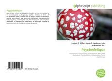 Capa do livro de Psychédélique