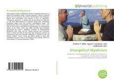 Bookcover of Evangelical Mysticism