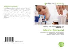Copertina di Alkermes (company)