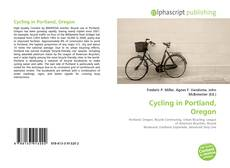 Bookcover of Cycling in Portland, Oregon