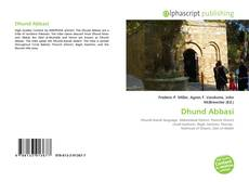 Bookcover of Dhund Abbasi