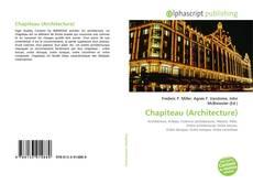 Chapiteau (Architecture) kitap kapağı