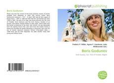 Boris Godunov kitap kapağı