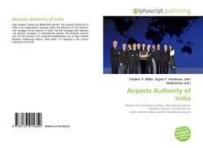 Capa do livro de Airports Authority of India