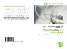 Measuring Network Throughput kitap kapağı