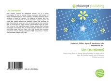 Bookcover of Lin (surname)
