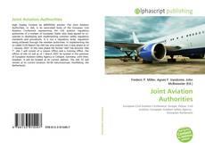 Portada del libro de Joint Aviation Authorities