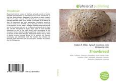 Bookcover of Showbread