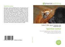 Sportive Lemur的封面
