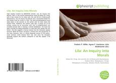 Обложка Lila: An Inquiry into Morals