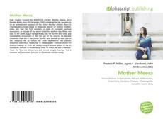 Couverture de Mother Meera