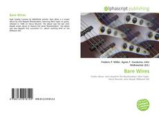 Bookcover of Bare Wires