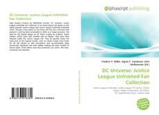 Обложка DC Universe: Justice League Unlimited Fan Collection