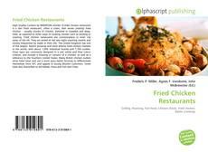 Обложка Fried Chicken Restaurants