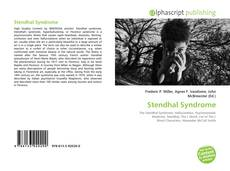 Bookcover of Stendhal Syndrome