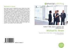 Buchcover von Michael G. Strain