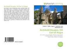 Archibald Douglas, 5th Earl of Angus的封面
