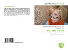 Bookcover of Elisabeth Brooks