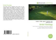 Обложка Bridal Theology