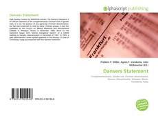 Couverture de Danvers Statement