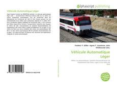 Bookcover of Véhicule Automatique Léger