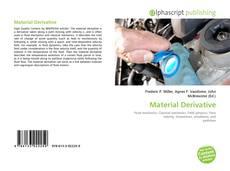 Bookcover of Material Derivative