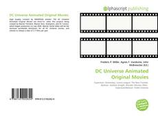 Bookcover of DC Universe Animated Original Movies