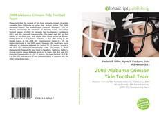 Copertina di 2009 Alabama Crimson Tide Tootball Team