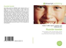 Bookcover of Fluoride Varnish