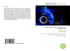 Bookcover of MP 05