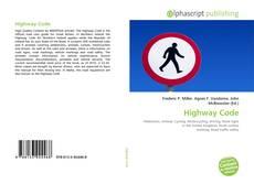 Portada del libro de Highway Code