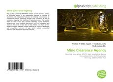 Bookcover of Mine Clearance Agency
