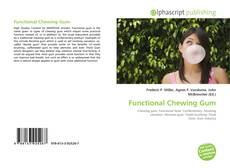 Functional Chewing Gum的封面