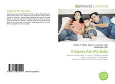 Bookcover of Dingoes Ate My Baby