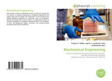 Обложка Biochemical Engineering