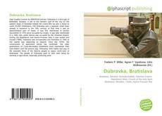 Dúbravka, Bratislava kitap kapağı