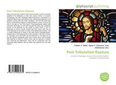 Post Tribulation Rapture kitap kapağı