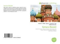 Capa do livro de Samara (Russie)