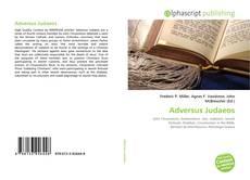 Copertina di Adversus Judaeos