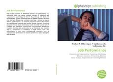 Portada del libro de Job Performance