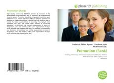 Bookcover of Promotion (Rank)