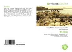 Bookcover of Brindisi