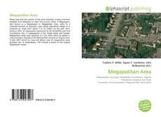 Portada del libro de Megapolitan Area