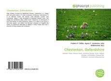 Buchcover von Chesterton, Oxfordshire