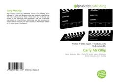 Bookcover of Carly McKillip