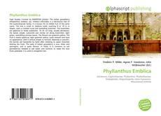 Phyllanthus Emblica kitap kapağı