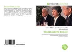 Bookcover of Responsabilité Sociale
