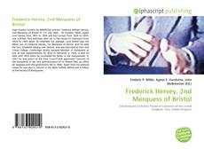 Bookcover of Frederick Hervey, 2nd Marquess of Bristol